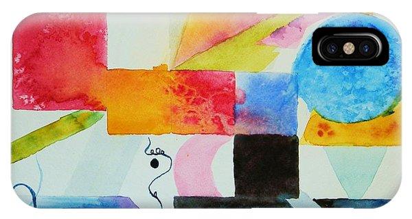 Kandinsky Dreaming IPhone Case