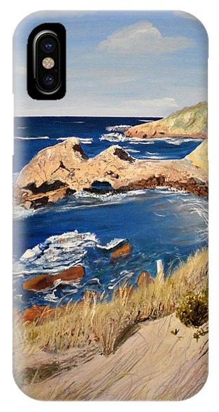 Kangaroo Island Lookout IPhone Case