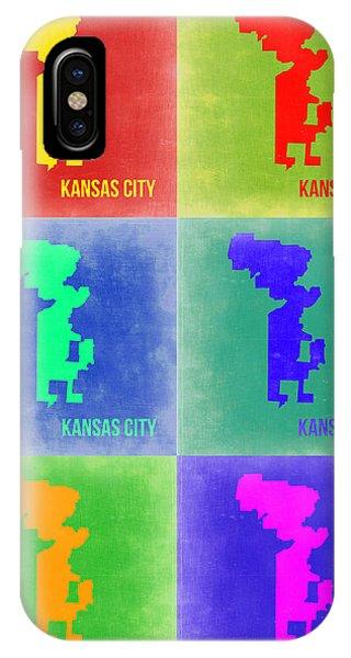 Midwest iPhone Case - Kansas City Pop Art 1 by Naxart Studio