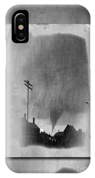 Strange iPhone Case - Kansas by Edward Fielding