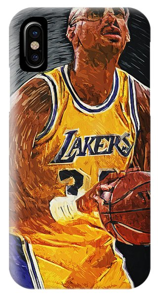 Kareem Abdul-jabbar IPhone Case
