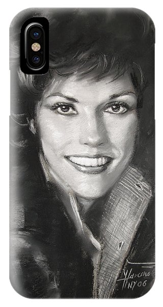 Karen Carpenter IPhone Case