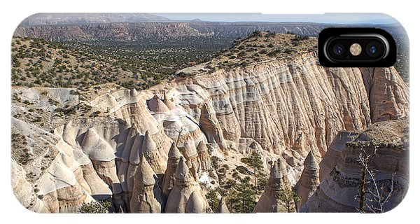 Kasha-katuwe Tent Rocks National Monument IPhone Case