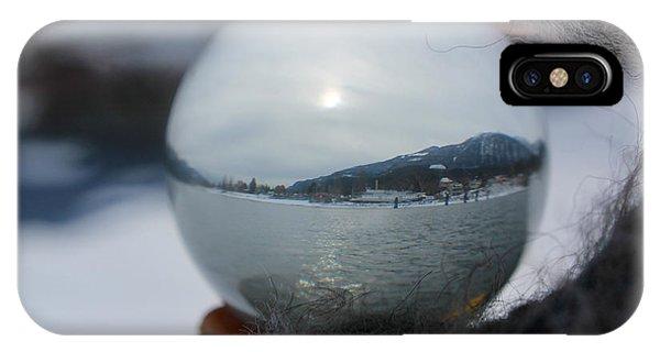 Kaslo Winter IPhone Case