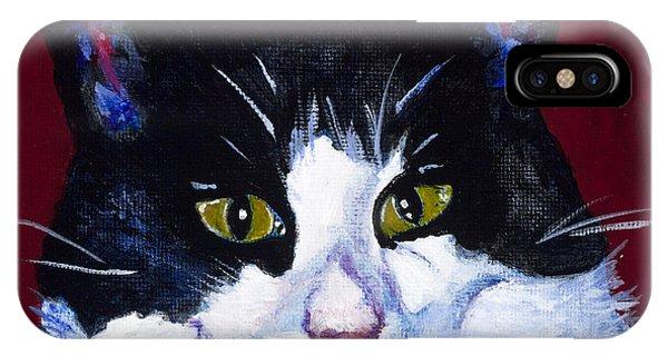 Kat IPhone Case