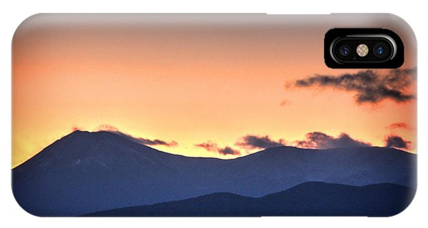 Katahdin Sunset IPhone Case