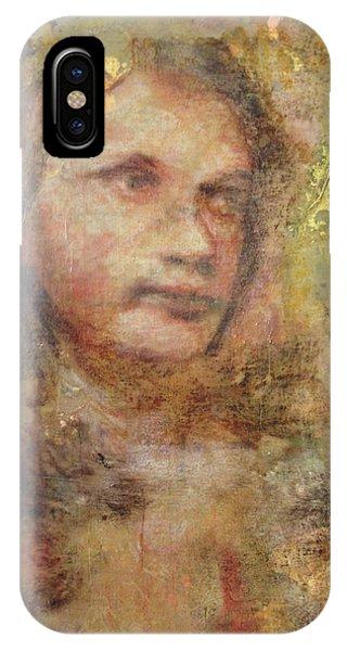 Katherine Reflected IPhone Case
