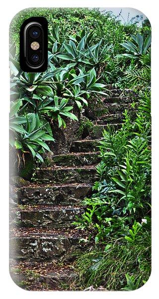 Kauai Stairway IPhone Case