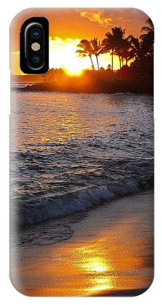Kauai Sunset IPhone Case