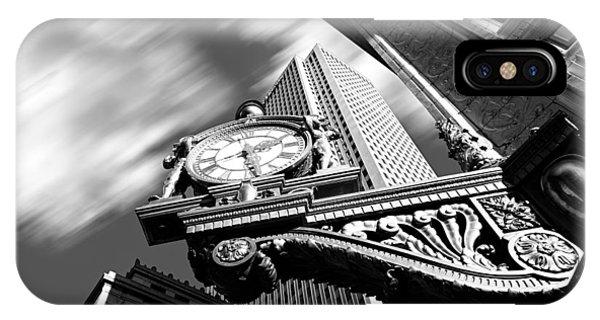 Kaufmann's Clock IPhone Case