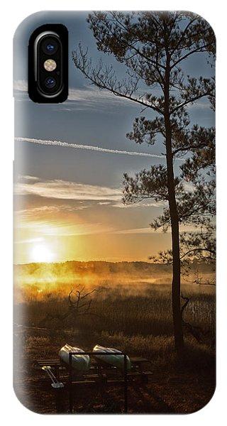 Kayak Morning IPhone Case