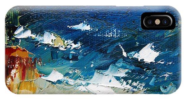 Keem Bay Achill Island Ireland IPhone Case