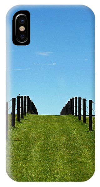 Keep Moving Forward IPhone Case
