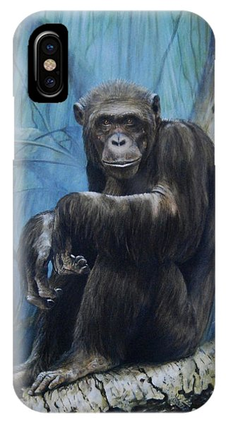 Keeper Of The Congo IPhone Case