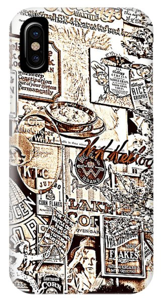 Kellogg's Wall IPhone Case