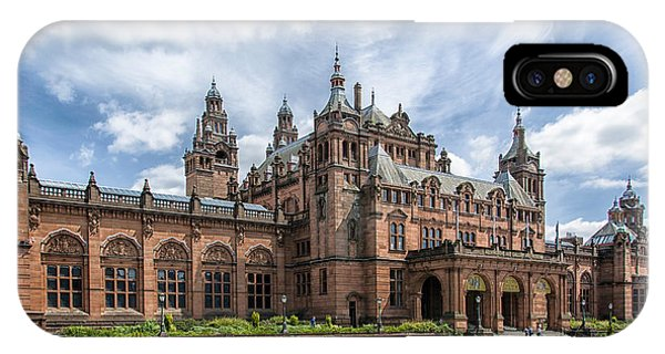 Kelvingrove Art Gallery And Museum IPhone Case
