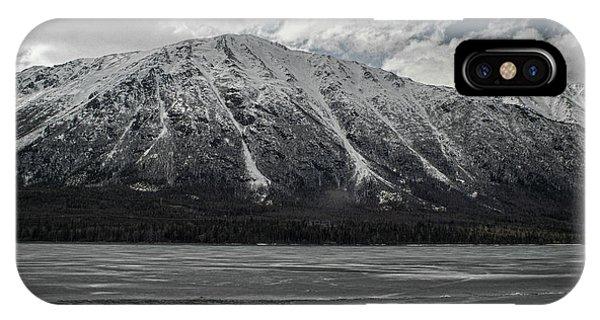 Kenai Lake IPhone Case