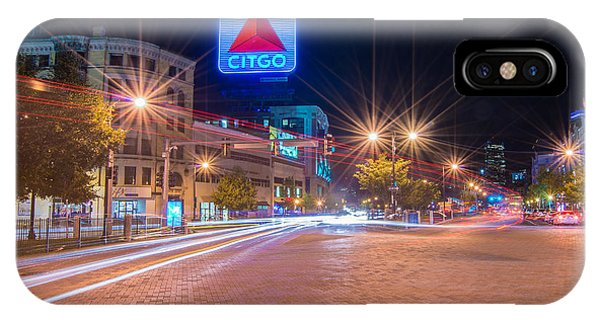 Kenmore Square IPhone Case