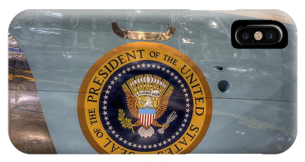 Kennedy Air Force One IPhone Case