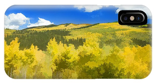 Kenosha Pass Colors IPhone Case