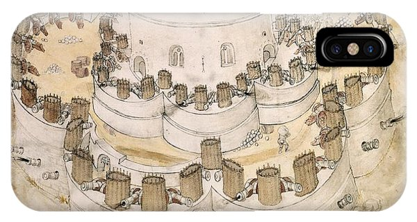 Kent Artillery Fort, 16th Century IPhone Case