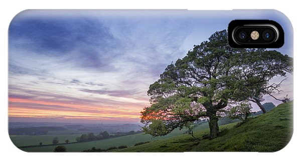 English Countryside iPhone Case - Kent Countryside by Ian Hufton