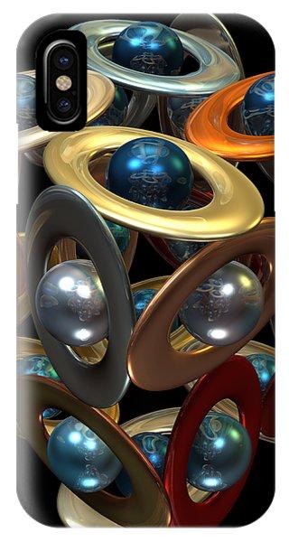 Kepler's Dream IPhone Case