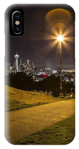 Kerry Park Seattle IPhone Case