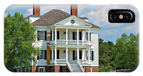 Kershaw House Camden Sc II IPhone Case
