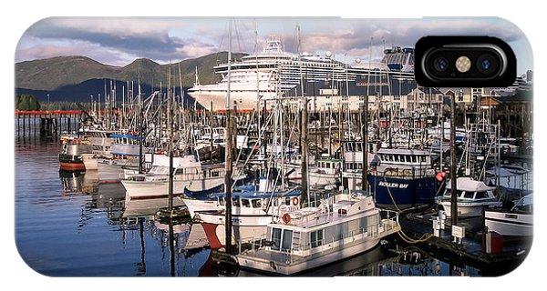 Ketchikan Alaska Evening IPhone Case