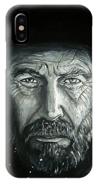 Kevin Costner - Hatfield IPhone Case