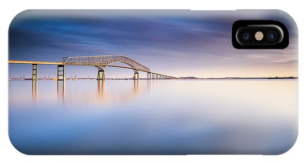 Key Bridge 2014 IPhone Case