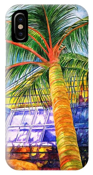 Key West Cat On A Hot Tin Roof IPhone Case