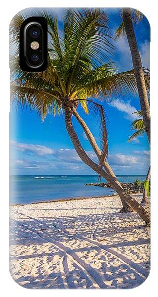 Key West Florida IPhone Case