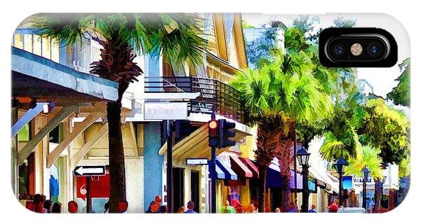 Key West Life IPhone Case