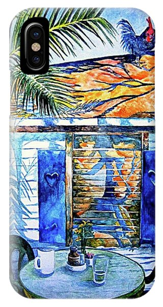 Key West Still Life IPhone Case