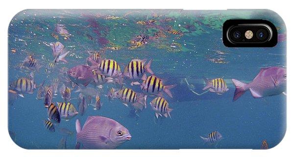 Keys Reef IPhone Case