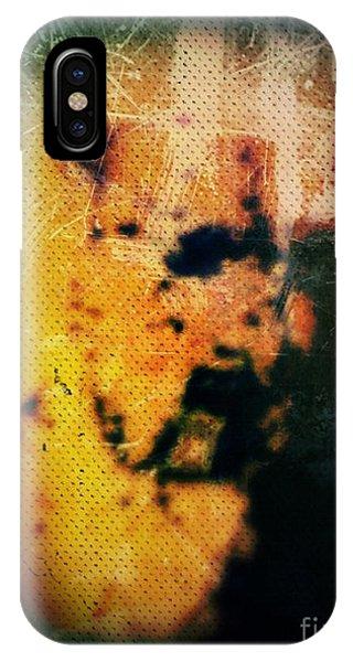 IPhone Case featuring the mixed media Khaf by Daniel Brummitt