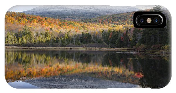 Kiah Pond - Sandwich New Hampshire Usa IPhone Case