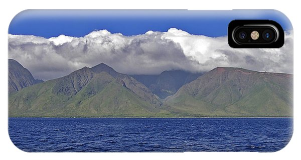 Kihei Coast IPhone Case
