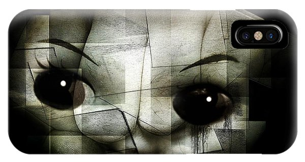 Surrealistic iPhone Case - Kill The Clown by Johan Lilja