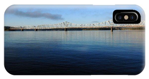 Kimberling City Bridge IPhone Case