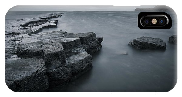 Kimmeridge Gray IPhone Case