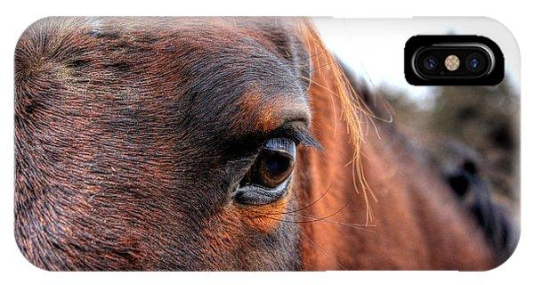 Kind Eye IPhone Case
