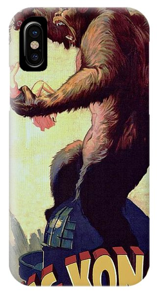 King Kong  IPhone Case