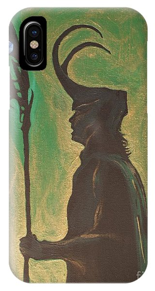 King Loki IPhone Case
