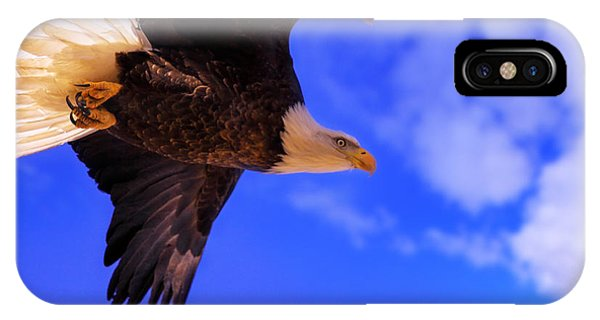 King Of The Sky IPhone Case