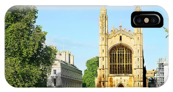 King's College Chapel IPhone Case