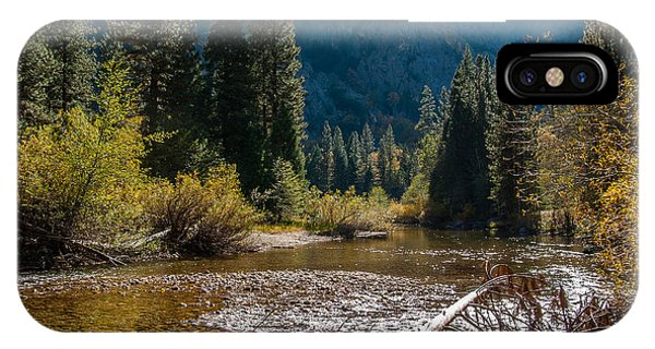 Kings River 1-7810 IPhone Case