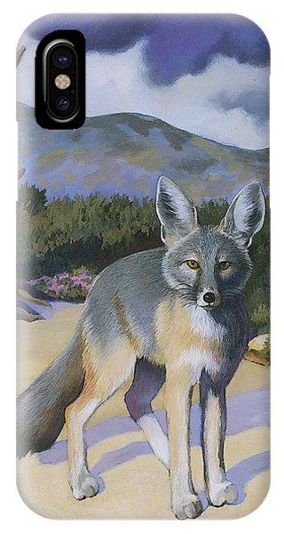 Kit Fox IPhone Case